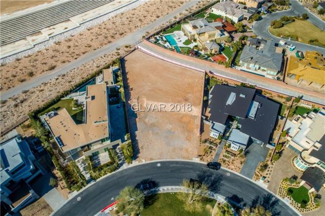 11 Morning Glow, Las Vegas, NV 89135 (MLS #2011548) :: The Snyder Group at Keller Williams Marketplace One