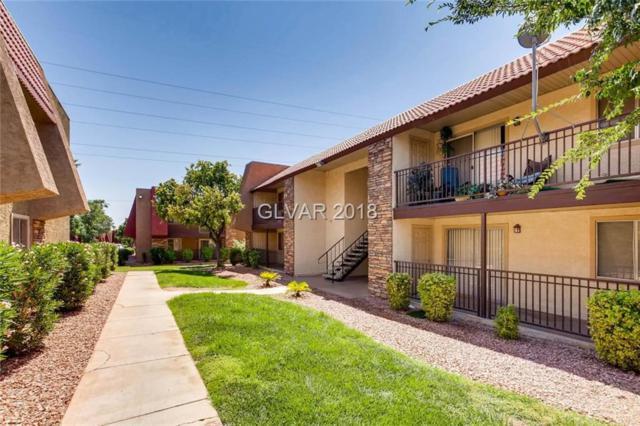 5181 River Glen #175, Las Vegas, NV 89103 (MLS #2011838) :: Trish Nash Team