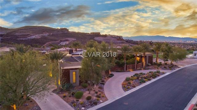 591 Lairmont, Henderson, NV 89012 (MLS #2011886) :: The Snyder Group at Keller Williams Realty Las Vegas