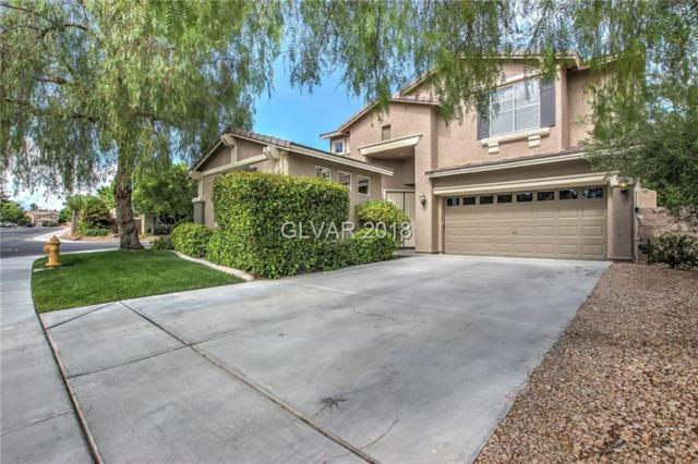 1327 Tempo, Henderson, NV 89052 (MLS #2011894) :: The Snyder Group at Keller Williams Realty Las Vegas
