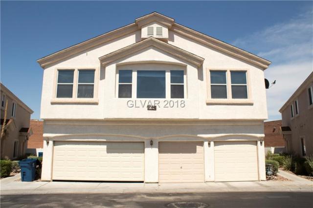 5990 Jagged Cut #103, Las Vegas, NV 89011 (MLS #2011917) :: Sennes Squier Realty Group
