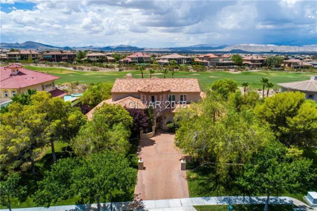 1525 Villa Rica, Henderson, NV 89052 (MLS #2011950) :: Signature Real Estate Group