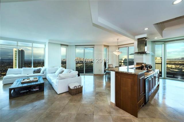 2777 Paradise #3206, Las Vegas, NV 89109 (MLS #2011951) :: Sennes Squier Realty Group