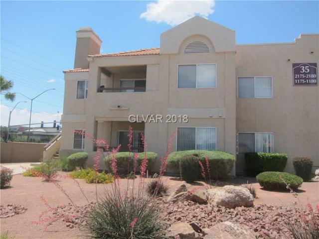 8600 Charleston #1176, Las Vegas, NV 89145 (MLS #2011962) :: Sennes Squier Realty Group