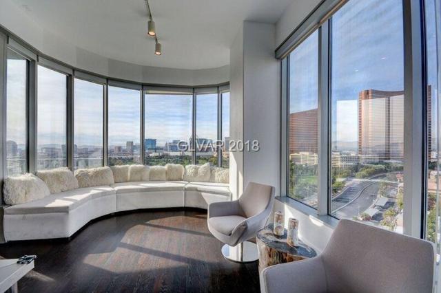 360 E Desert Inn #1504, Las Vegas, NV 89109 (MLS #2011965) :: The Snyder Group at Keller Williams Realty Las Vegas
