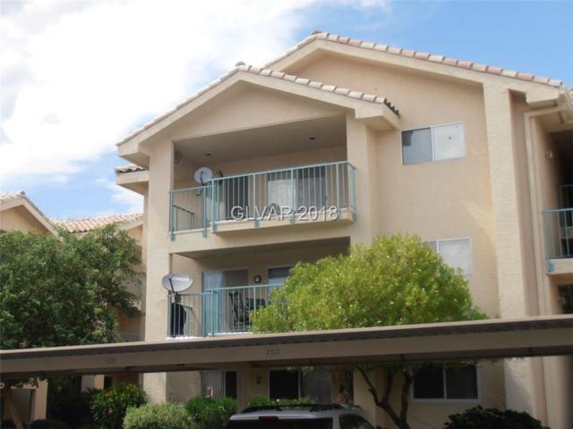 3550 Bay Sands #2033, Laughlin, NV 89029 (MLS #2011983) :: Signature Real Estate Group