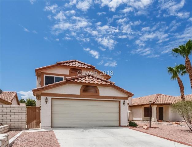 2545 Wolverton, Henderson, NV 89074 (MLS #2012004) :: Signature Real Estate Group