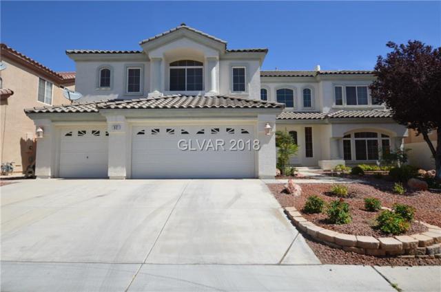 52 Misty Springs, Las Vegas, NV 89148 (MLS #2012137) :: Vestuto Realty Group
