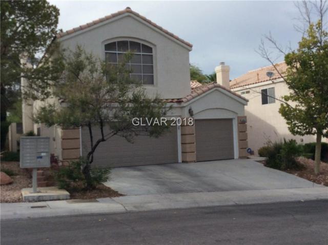 9616 Ann Arbor, Las Vegas, NV 89134 (MLS #2012205) :: Signature Real Estate Group