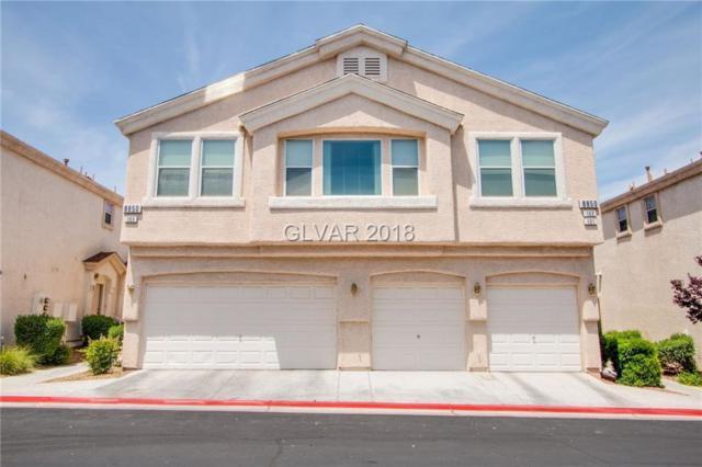 8850 Duncan Barrel #102, Las Vegas, NV 89178 (MLS #2012253) :: Sennes Squier Realty Group