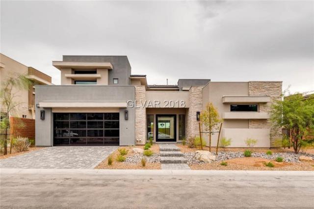 10 Garden Rain, Las Vegas, NV 89135 (MLS #2012267) :: Trish Nash Team