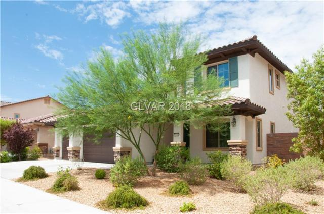 1125 Via Della Costrella, Henderson, NV 89011 (MLS #2012355) :: Trish Nash Team