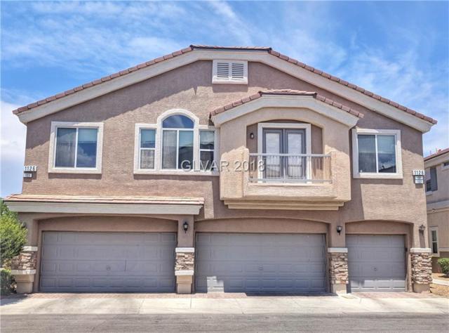 1126 Red Margin #101, Las Vegas, NV 89183 (MLS #2012521) :: Sennes Squier Realty Group