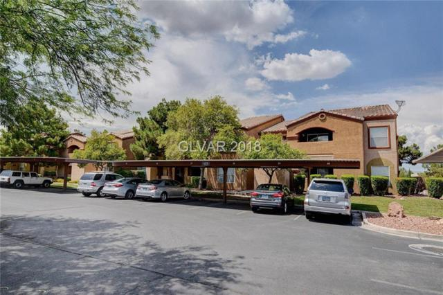 5055 Hacienda #1193, Las Vegas, NV 89118 (MLS #2012593) :: Signature Real Estate Group
