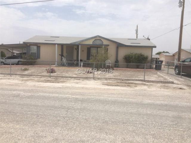 20 W Old Mine, Pahrump, NV 89048 (MLS #2012634) :: The Snyder Group at Keller Williams Realty Las Vegas