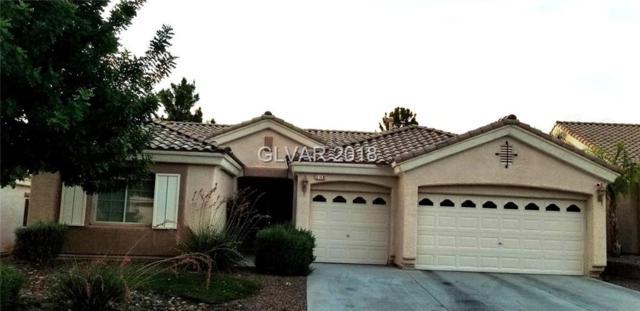 2168 Paganini, Henderson, NV 89052 (MLS #2012647) :: Signature Real Estate Group