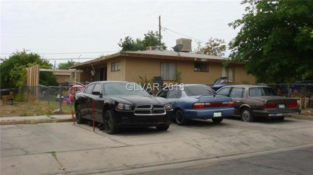 205 George, Las Vegas, NV 89106 (MLS #2012653) :: Trish Nash Team