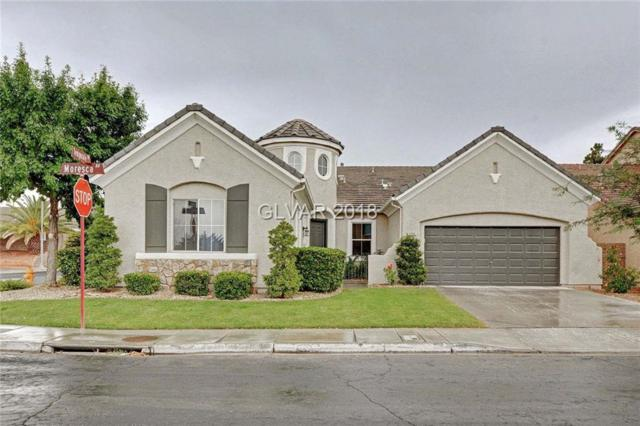 2265 Moresca, Henderson, NV 89052 (MLS #2012706) :: The Snyder Group at Keller Williams Realty Las Vegas