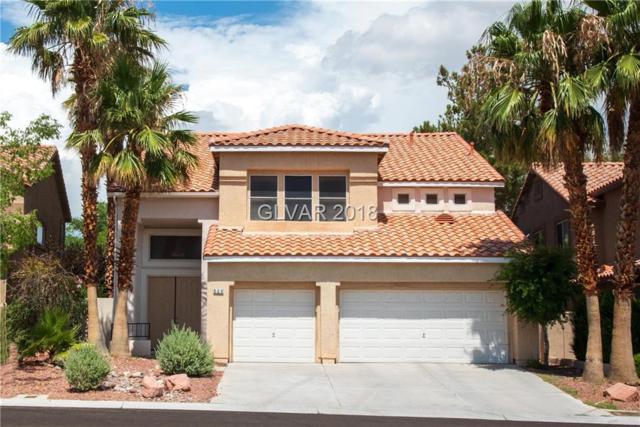 809 Lexington Cross, Las Vegas, NV 89144 (MLS #2012829) :: Signature Real Estate Group