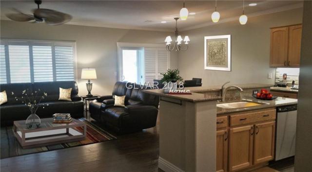 2129 E Idaho Falls, Henderson, NV 89044 (MLS #2012841) :: Signature Real Estate Group