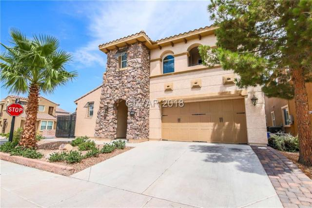 1028 Via Dupre, Henderson, NV 89011 (MLS #2012858) :: Trish Nash Team