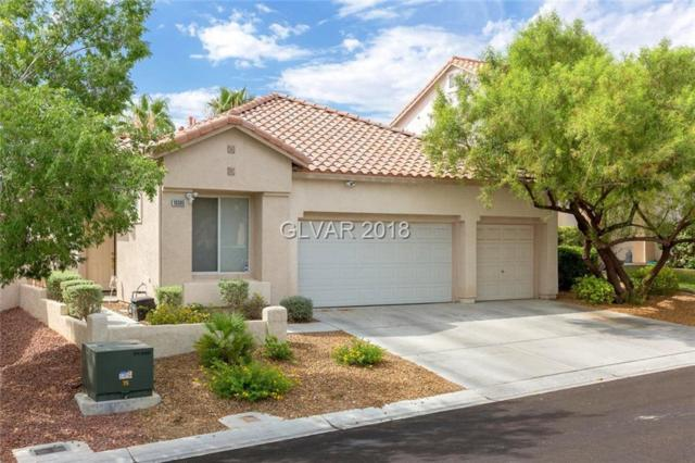 10305 Huxley Cross, Las Vegas, NV 89144 (MLS #2012912) :: Signature Real Estate Group