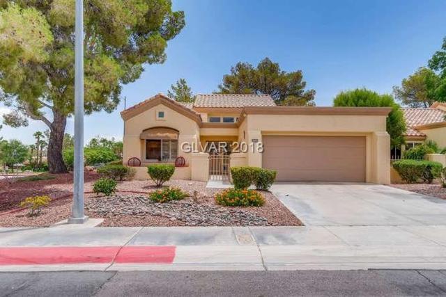 2720 Echo Mesa, Las Vegas, NV 89134 (MLS #2012922) :: Signature Real Estate Group