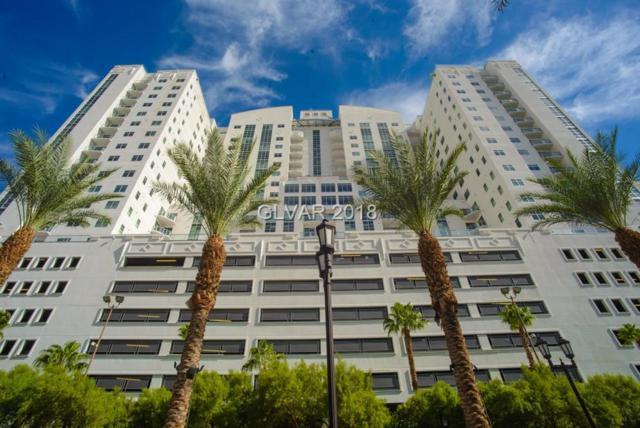 150 N Las Vegas #1707, Las Vegas, NV 89101 (MLS #2012925) :: Trish Nash Team