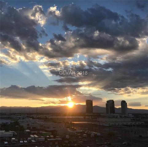 4575 Dean Martin #810, Las Vegas, NV 89103 (MLS #2012960) :: Trish Nash Team
