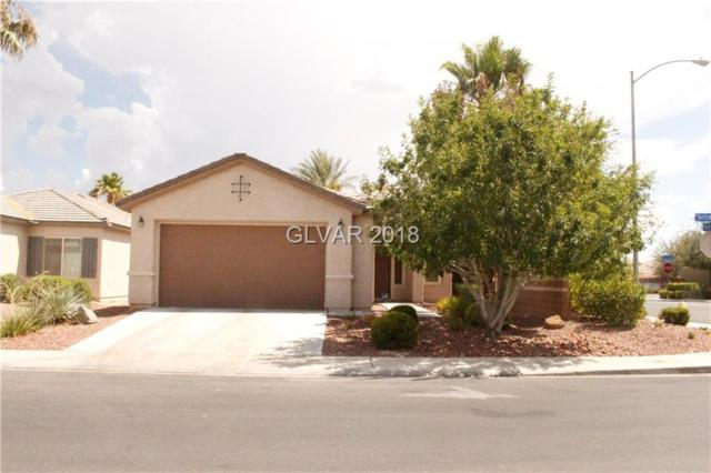 2917 Dotted Wren, North Las Vegas, NV 89084 (MLS #2012991) :: Signature Real Estate Group