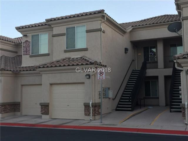 4655 Centisimo #102, North Las Vegas, NV 89084 (MLS #2013031) :: Signature Real Estate Group
