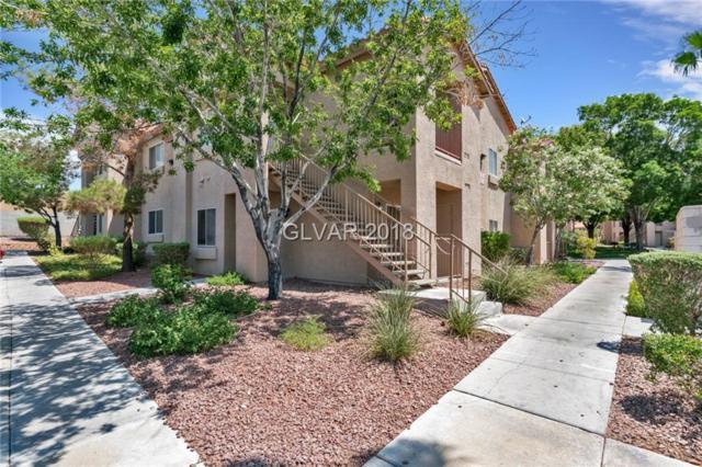 2110 N Los Feliz #1010, Las Vegas, NV 89156 (MLS #2013043) :: Signature Real Estate Group