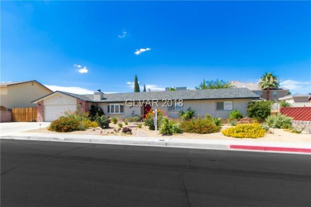888 Fairway, Boulder City, NV 89005 (MLS #2013080) :: Signature Real Estate Group