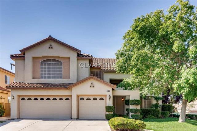 2000 Trailside Village, Henderson, NV 89012 (MLS #2013260) :: Signature Real Estate Group