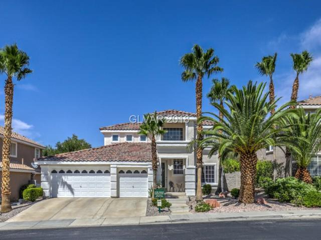 1324 Dream Valley, Henderson, NV 89052 (MLS #2013458) :: Signature Real Estate Group