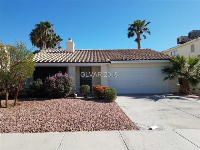 1404 Harmony Hill, Henderson, NV 89014 (MLS #2013467) :: Signature Real Estate Group