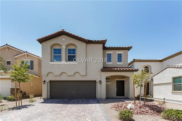 1121 Strada Pecei, Henderson, NV 89011 (MLS #2013488) :: Vestuto Realty Group