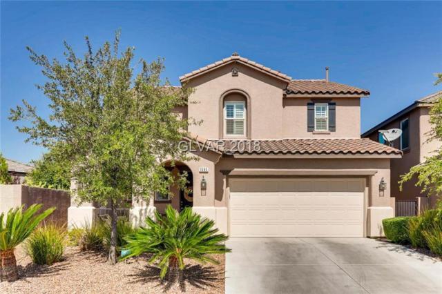 1085 Hickory Park, Las Vegas, NV 89138 (MLS #2013534) :: Signature Real Estate Group