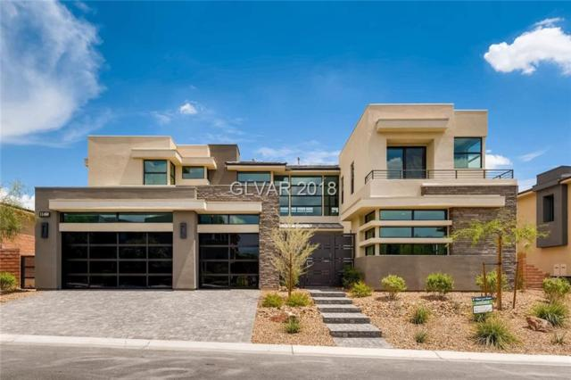 11460 Ruby Falls, Las Vegas, NV 89135 (MLS #2013565) :: Trish Nash Team