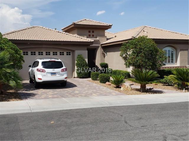 11616 Siena Mist, Las Vegas, NV 89138 (MLS #2013614) :: Trish Nash Team