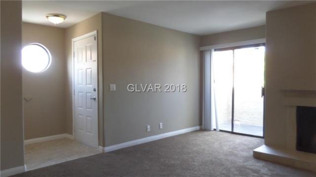 2964 Juniper Hills #201, Las Vegas, NV 89142 (MLS #2013695) :: Trish Nash Team