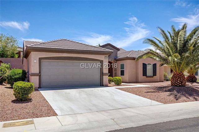 2245 Canyonville, Henderson, NV 89044 (MLS #2013895) :: Signature Real Estate Group