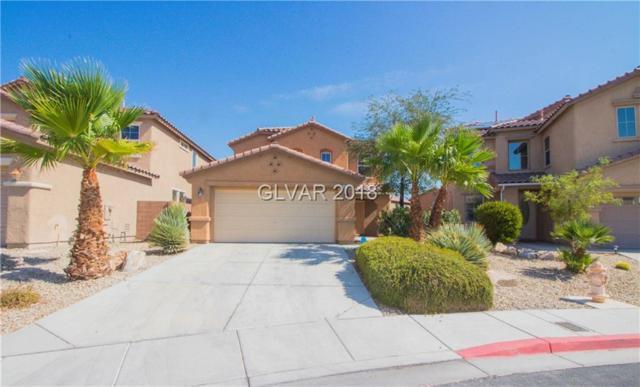 4204 Cape Eagle, North Las Vegas, NV 89084 (MLS #2013910) :: Signature Real Estate Group