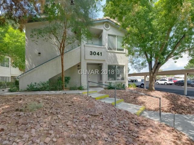 3041 Casey #104, Las Vegas, NV 89120 (MLS #2014115) :: Signature Real Estate Group