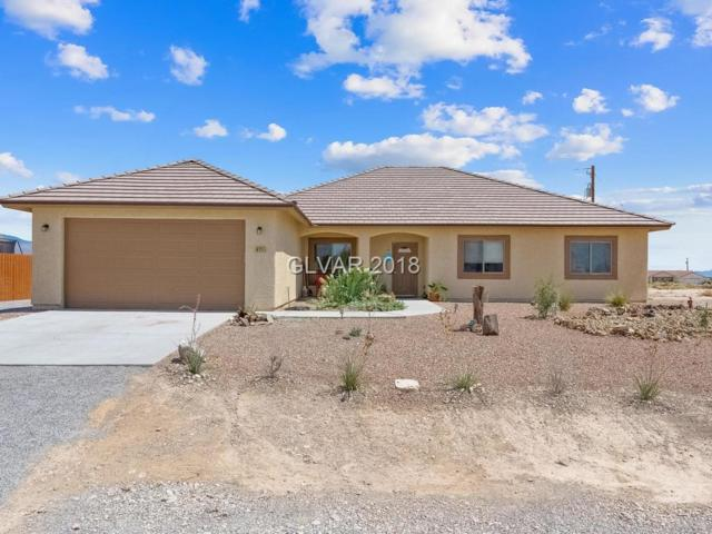 621 W Capa, Pahrump, NV 89060 (MLS #2014180) :: Trish Nash Team