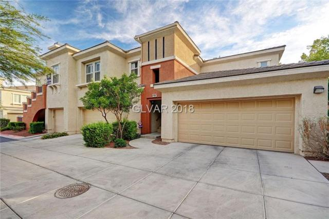 801 Titan Peak #204, Las Vegas, NV 89144 (MLS #2014240) :: Vestuto Realty Group