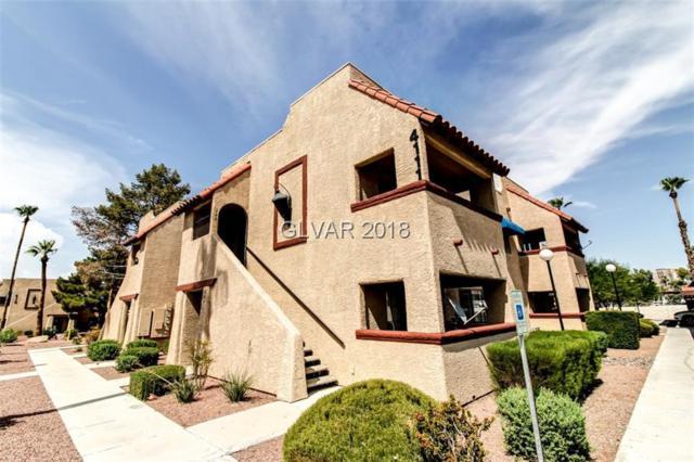 4111 Gannet #404, Las Vegas, NV 89103 (MLS #2014306) :: Signature Real Estate Group