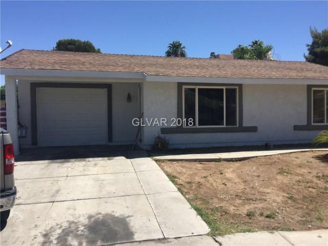 409 Calaveras, Las Vegas, NV 89110 (MLS #2014311) :: Signature Real Estate Group