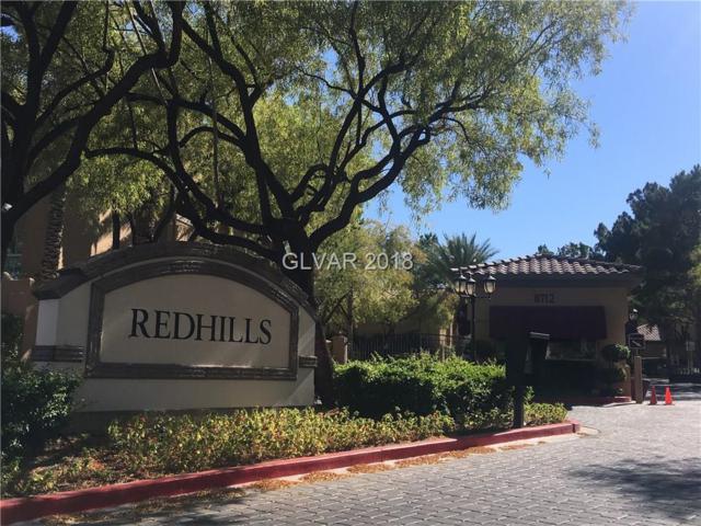 1705 Hills Of Red #202, Las Vegas, NV 89128 (MLS #2014353) :: Signature Real Estate Group