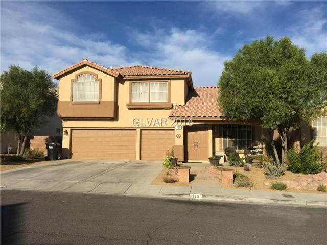 1150 Anise, Las Vegas, NV 89142 (MLS #2014436) :: The Snyder Group at Keller Williams Marketplace One